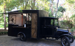 Mobile Coffee-Classic Car