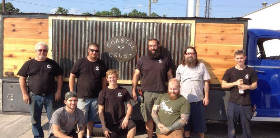 Meet The Boys of Gorilla Fabrication | By: Food Truck Fatty