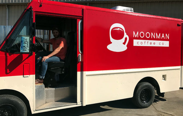 Moon Man Coffee