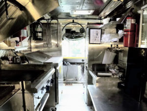 Gorilla Fabrication Starting a Food Truck